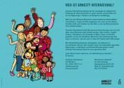 Wer ist Amnesty International?