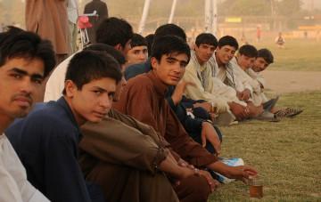 Jugendliche in Kunduz, Foto: Martin Gerner
