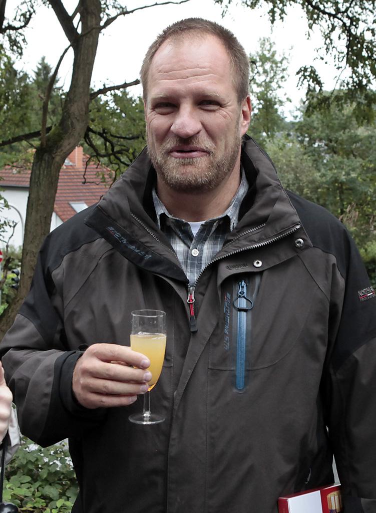 Dirk Zenz, Stadtdienst Natur und Umwelt