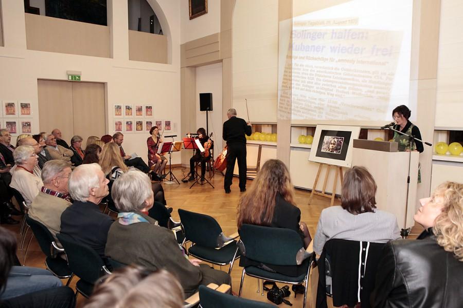 Feier im Kunstmuseum Solingen