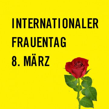 Internationaler Frauentag Sprüche