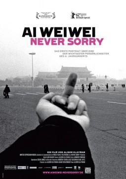 Ai Wei Wei – Never sorry